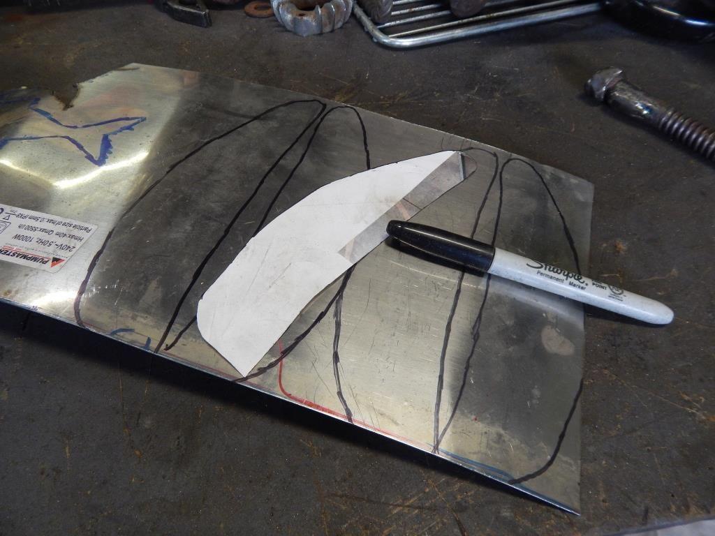 Dragonfly 7 - مراحل ساخت مجسمه فلزی سنجاقک