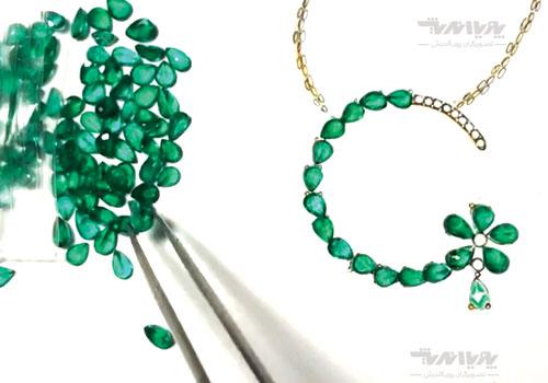 tarahijavaher122 - طراحی دستی جواهرات