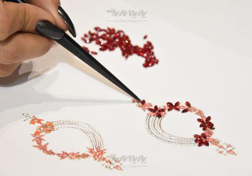 tarahijavaher3 - طراحی دستی جواهرات