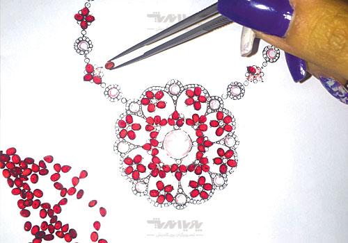 tarahijavaher5 - طراحی دستی جواهرات
