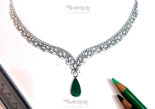 tarahijavaher66 - طراحی دستی جواهرات