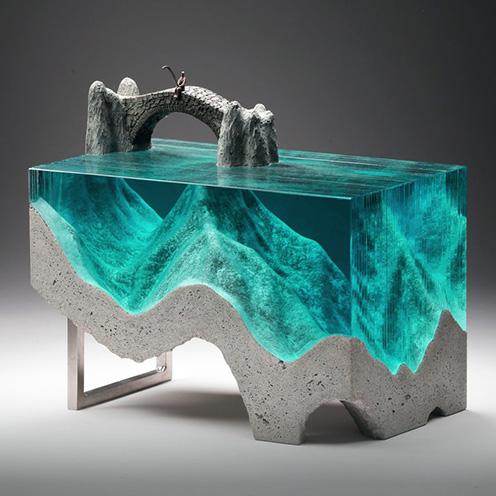 ice sculpture - مجسمه های شیشه ای – شیشه سازی و آثار شیشه ای