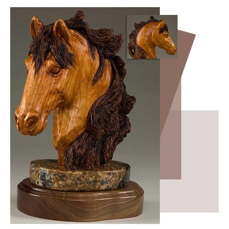 mojasamesazi ba choob 4 - مجسمه سازی با چوب