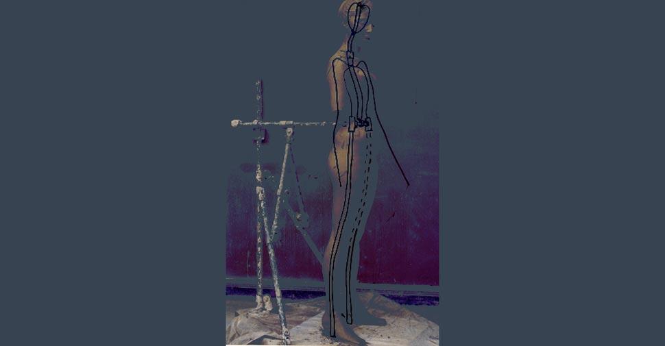 armatureBody - ساخت آرماتور برای مجسمه