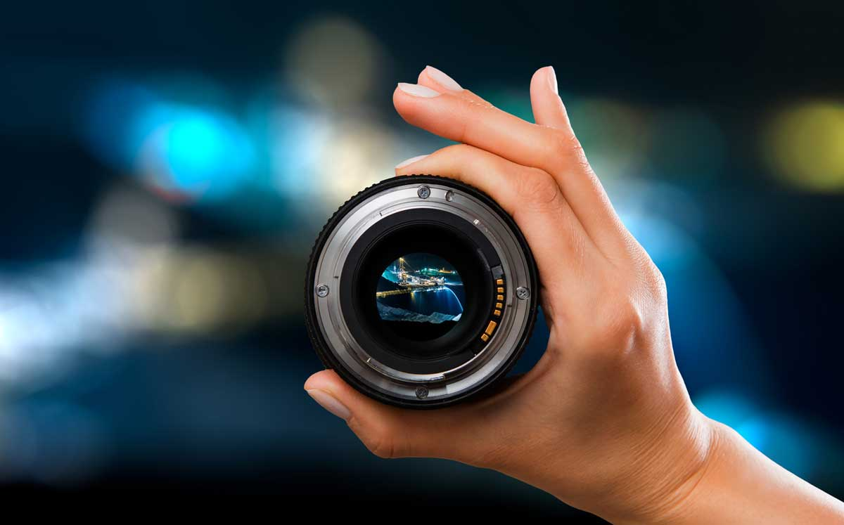 لنزهای آموزش عکاسی