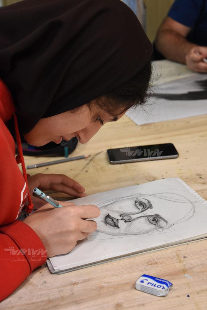 naghashi nojavanan 02 3 - آموزش نقاشی نوجوانان