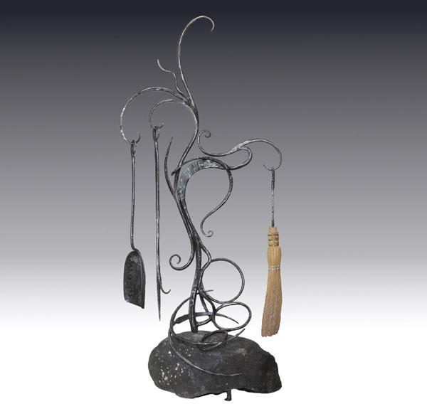 Forged sculpture - انواع مجسمه سازی فلزی