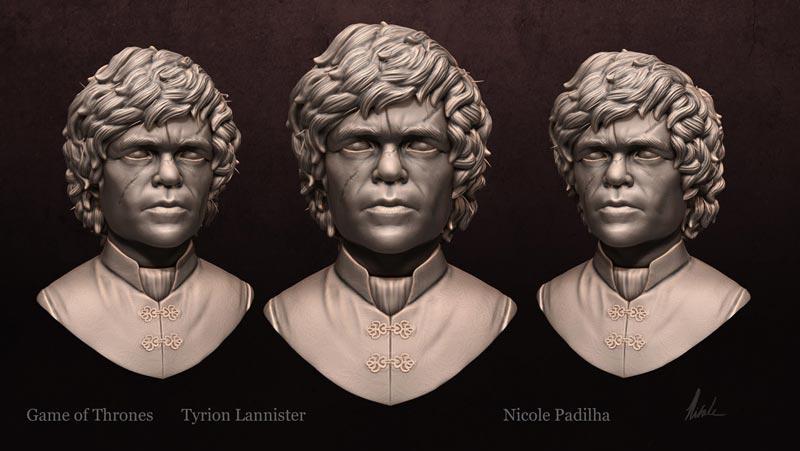 Tyrion Lannister - 6 روش برای افزایش سرعت مدل سازی در زیبراش