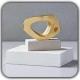 مجسمه سازی فلزی