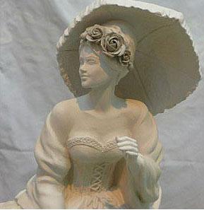 cly sculpture 1 - مقدمه ای برتکنیک مجسمه سازی سفالی