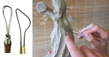 cly sculpture 3 - مقدمه ای برتکنیک مجسمه سازی سفالی