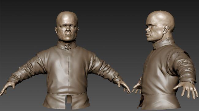 create body - چگونگی طراحی مدل های سه بُعدی در ZBrush و Maya