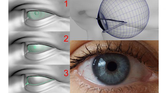 eteballs - چگونگی طراحی مدل های سه بعدی در زیبراش و مایا