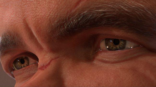eyes shader - چگونگی طراحی مدل های سه بُعدی در ZBrush و Maya