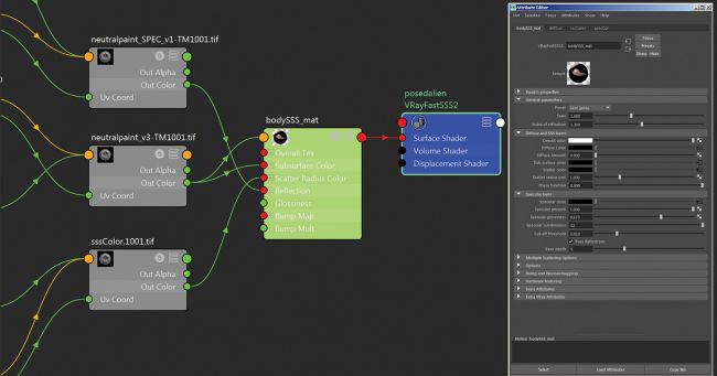 final renders 10 - مدل سازی یک دزد دریایی با استفاده از ZBrush