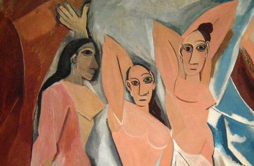 lasdies - مقایسه هنر انتزاعی و فیگوراتیو