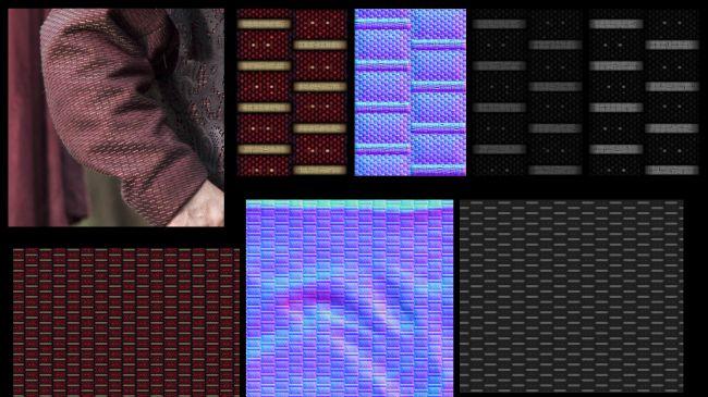 make sleeves - چگونگی طراحی مدل های سه بُعدی در ZBrush و Maya