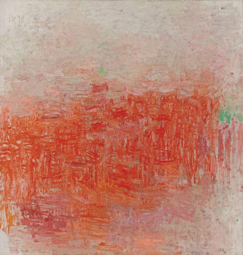 painting - مقایسه هنر انتزاعی و فیگوراتیو