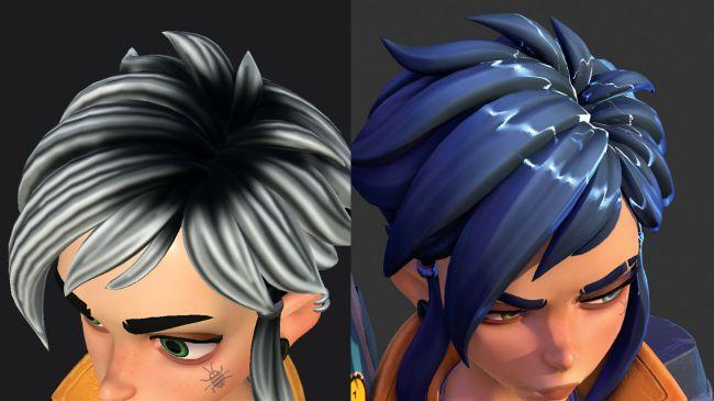 step19 video game character zbrush - ساخت شخصیت در زیبراش : چگونه یک شخصیت بازی ویدئویی را در ZBrush خلق کنیم.
