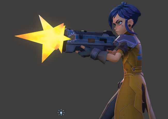 step22 video game character zbrush - ساخت شخصیت در زیبراش : چگونه یک شخصیت بازی ویدئویی را در ZBrush خلق کنیم.