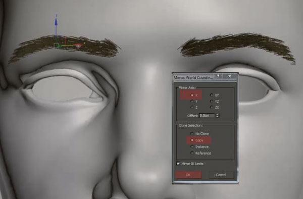 step23 final - طراحی مو در زیبراش