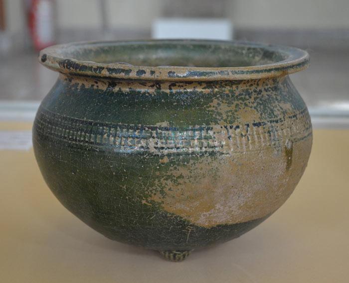 ashkani sofal glaze - تاریخچه سفالگری در ایران