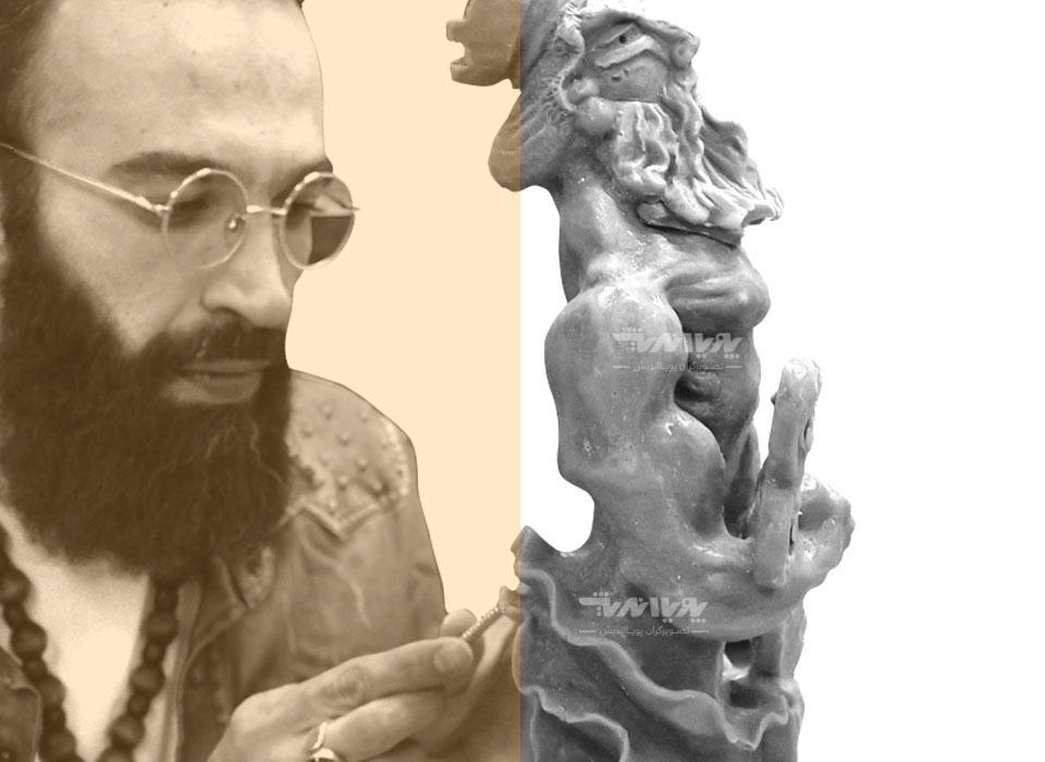 ghalebgiri 0001 2 - آموزش قالب گیری مجسمه
