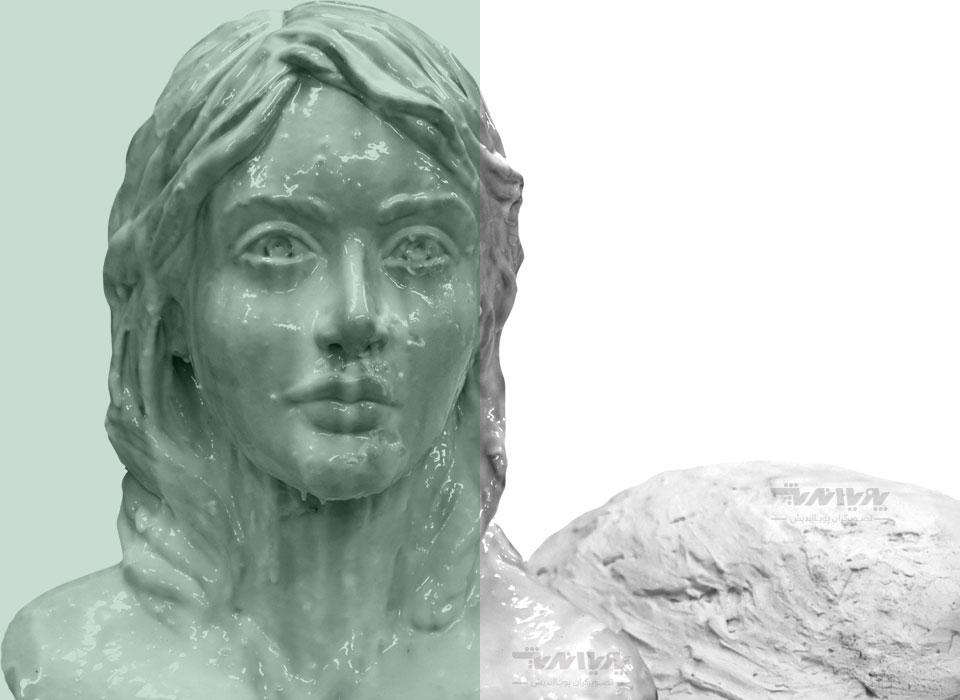 ghalebgiri 0001 4 - آموزش قالب گیری مجسمه