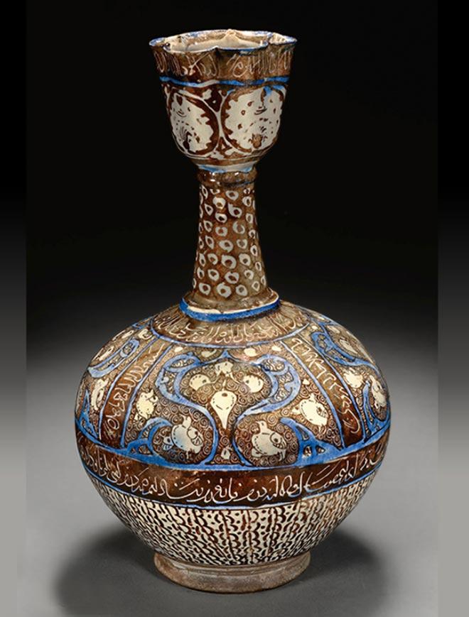 illkhani pottery - تاریخچه سفالگری در ایران
