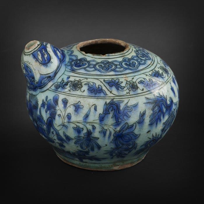 safavi art - تاریخچه سفالگری در ایران