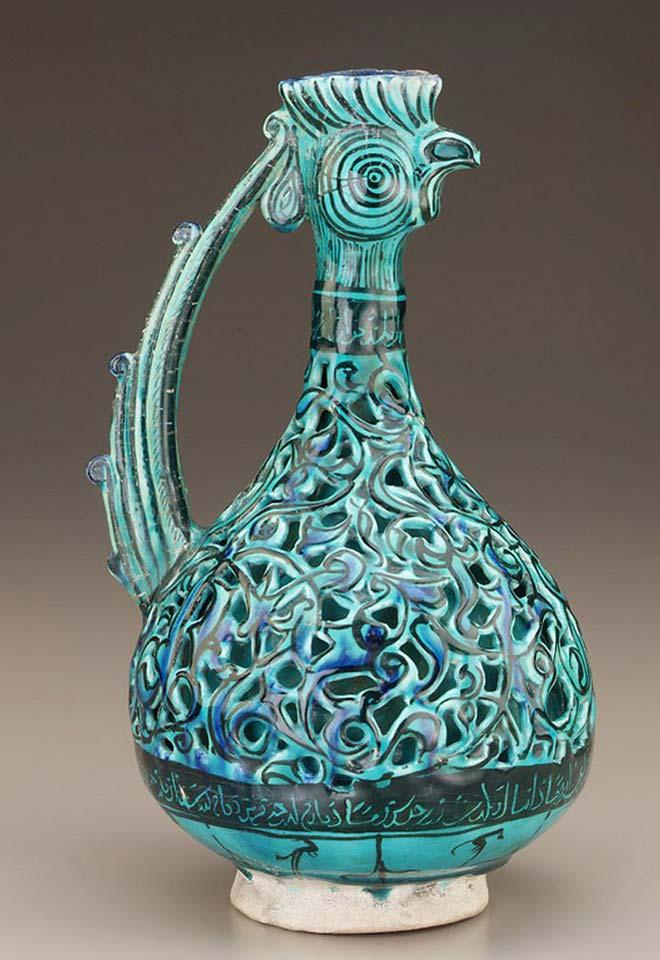 saljoghi pottery - تاریخچه سفالگری در ایران