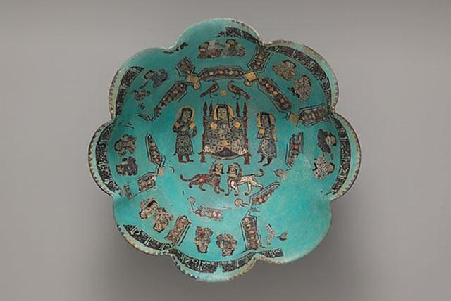 saljoghiyan pottery - تاریخچه سفالگری در ایران