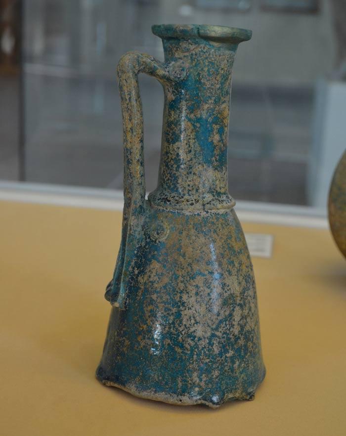 sasani sofal glaze - تاریخچه سفالگری در ایران
