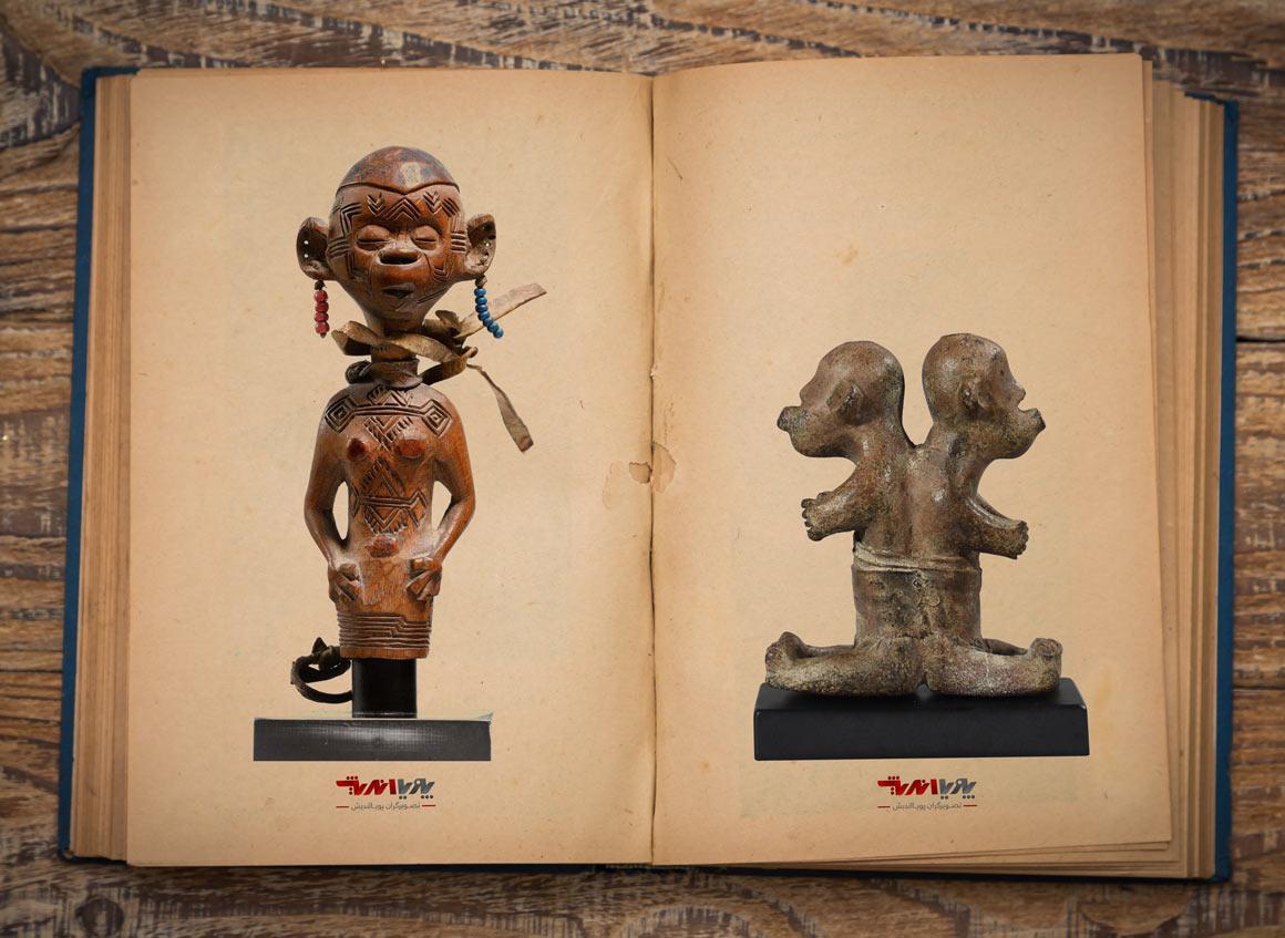 sculpture in african - مجسمه سازی در آفریقا