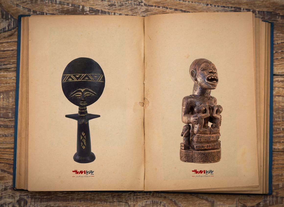 usage of sculptures in africa - مجسمه سازی در آفریقا