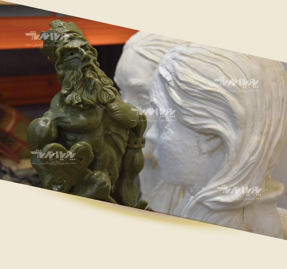 A Short History of Plaster Casts 2 - تاریخچه قالب سازی و ریخته گری