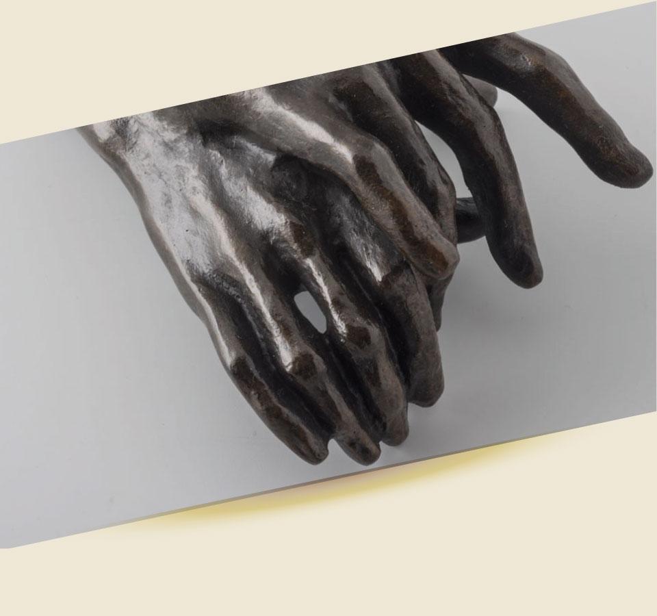 Auguste Rodin - تاریخچه قالب سازی و ریخته گری