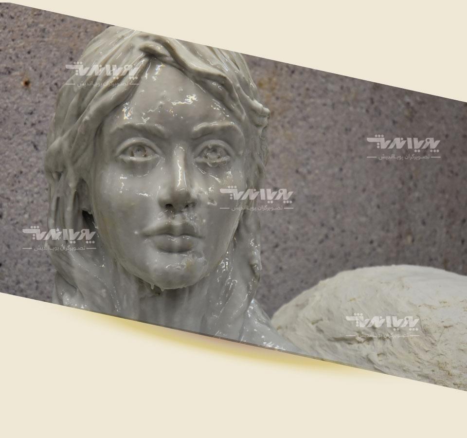ancient sculpture cast - تاریخچه قالب سازی و ریخته گری