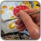 direct musaic 80x80 - روش مستقیم ساخت کاشی شکسته