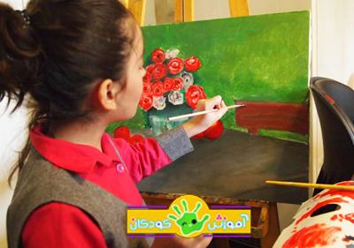 naghashi kids class mojasame - مجسمه سازی ، آموزش مجسمه سازی ، آموزشگاه مجسمه سازی