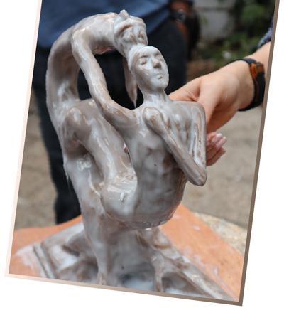 ghalebgiri slider 5 - آموزش قالب گیری مجسمه