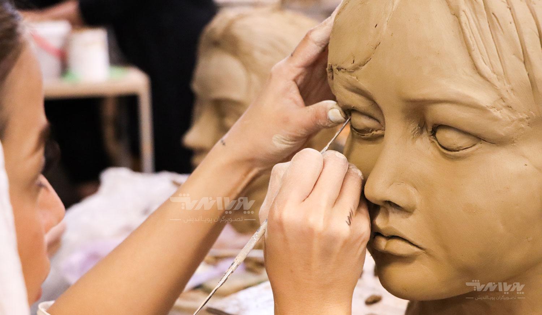 mojasame mojasamesazi mojasame sculpture making 1 25 - مجسمه سازی
