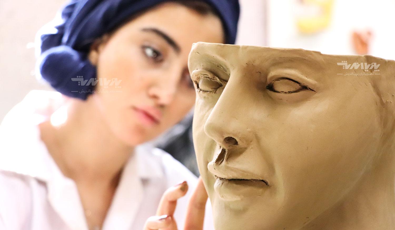 mojasame mojasamesazi mojasame sculpture making 1 27 - مجسمه سازی