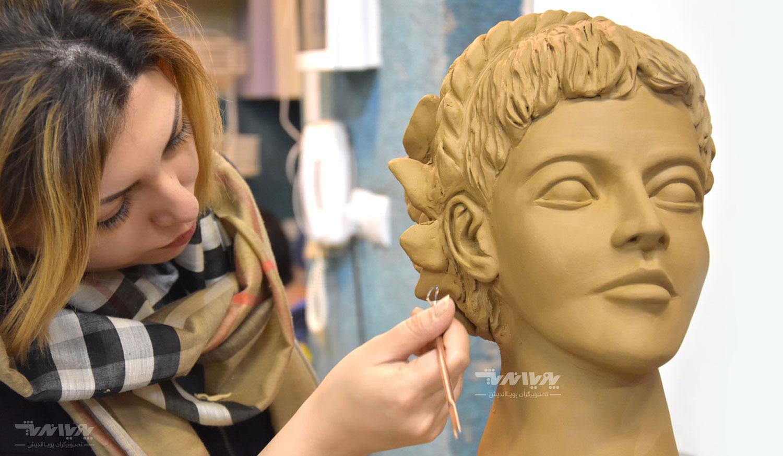 mojasame mojasamesazi mojasame sculpture making 1 29 - مجسمه سازی