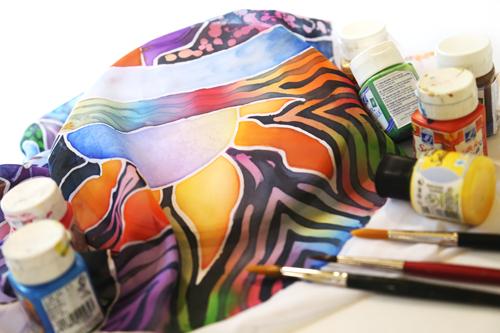 batik slider 4 - آموزش چاپ باتیک ، چاپ روی پارچه